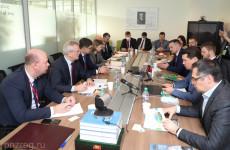 В Бельгийско-Люксембургской палате презентовали инвестпотенциал Пензенской области