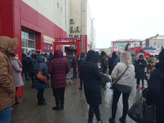 В Кузнецке Пензенской области случился пожар в кафе