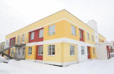 В пензенской Заре открыли новый корпус филиала детского сада