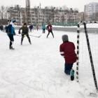 В Пензе сразятся в хоккей дворовые и школьные команды Ленинского района