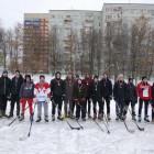 Определена лучшая хоккейная команда Первомайского района Пензы