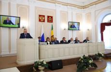 В пензенском Заксобре мандат Космачева передали Алексею Марьину