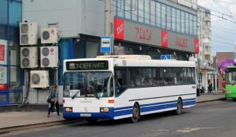 В Пензе отозвали свидетельства на перевозку по маршрутам № 89, 70, 66 и 54