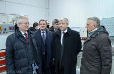 Владимир Семашко дал высокую оценку продукции холдинга «Маяк»