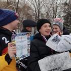 В Ленинском районе Пензы определили лучшую хоккейную команду