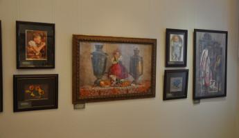 В Пензе открылась выставка «Школы акварели Сергея Андрияки»