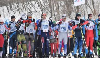 В Пензе прошла массовая гонка «Лыжня России»