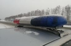 В Пензе умерла женщина, лежавшая на дороге со сломанными ногами