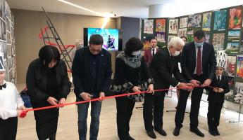 В Пензе открылся международный фестиваль имени Татлина