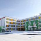 Под Пензой открыли новую детскую поликлинику