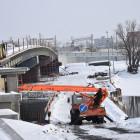 На Бакунинском мосту в Пензе завершили порядка 80 процентов работ