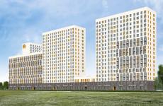 Старт продаж квартир второй очереди 20-го строения ЖК «Лугометрия»
