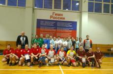 В Пензе подвели итоги соревнований по стритболу среди трудовых коллективов
