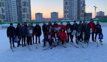 Определена лучшая хоккейная команда Октябрьского района Пензы