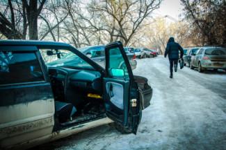 В Пензе до сих пор воруют из машин