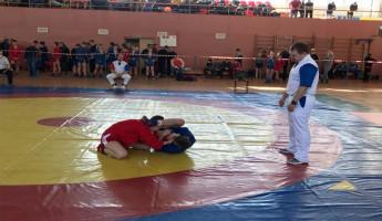 В Пензе состоялся турнир по самбо посвященный памяти тренера