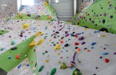 В Пензе состоялись соревнования по скалолазанию