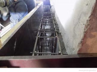 В Пензе продолжаются работы по исправлению строительных дефектов домов в Заре