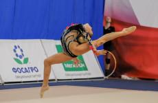 В Пензе прошли соревнования по художественной гимнастике