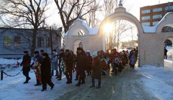 В Пензе состоялась акция «Защитим память героев»