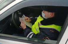 За выходные в Пензе и области задержали около 60 пьяных автомобилистов