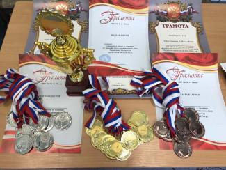 Победителями Всероссийских соревнований стали футболисты из Пензы