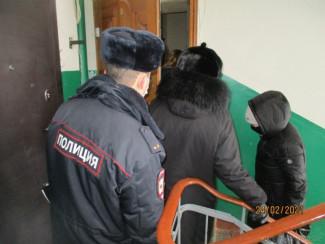 В Пензе проверили 8 семей из «группы риска»