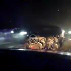 В Пензе за вечер произошло два ДТП, одно из которых с летальным исходом