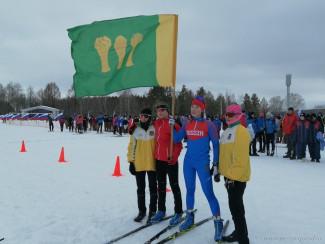 Пензенская команда заняла первое место в областной лыжной эстафете на призы Губернатора