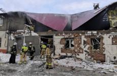 Опубликованы фотографии с места взрыва газа в Пензе