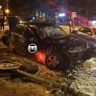 Страшная авария в Пензе: машины превратились в железный фарш. ФОТО