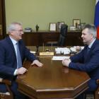 Белозерцев и Самокутяев подвели итоги деятельности за прошлый год