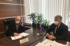 Депутат Госдумы Иван Фирюлин провел прием граждан в Пензе