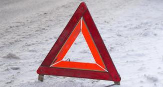 В Пензенской области жестко столкнулись два «ВАЗа»