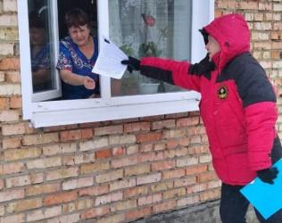 В Пензе напомнили о пожарной безопасности жителям Первомайского района