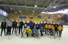 В Пензе определили лучшую хоккейную команду