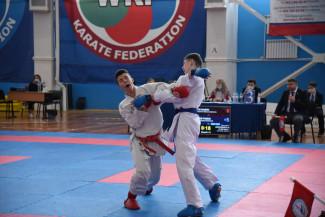 В Пензе стартовали Всероссийские соревнования по каратэ «Кубок Памяти»