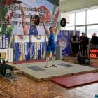 В Пензе состоялся чемпионат по тяжелой атлетике