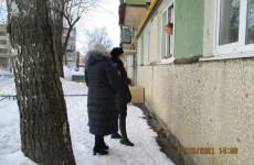 В Ленинском районе Пензы проверили 19 неблагополучных семей