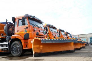В Пензенской области потратят 100 млн на закупку коммунальной техники