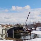 Реконструкция Бакунинского моста в Пензе завершена на 80 процентов
