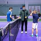 Теннисный турнир европейского уровня стартовал в Пензе. Самые красивые и яркие спортсмены 1-го дня