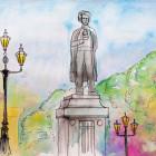«Пушкин жив...». Пензенцев приглашают на спектакль в Литературный музей