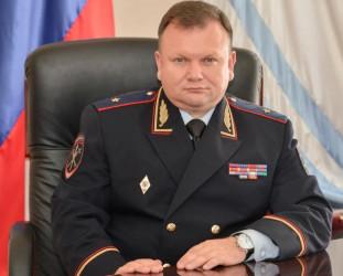 Павел Гаврилин возглавил УМВД России по Пензенской области