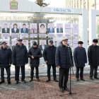 В Пензе прошло торжественное открытие обновленной Доски почета работников ЖКХ