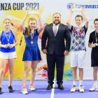 В Засечном прошел международный турнир по теннису