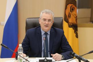 Пензенский губернатор не признает вину в коррупции