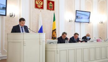 В Пензе прошло совместное заседание профильных комитетов парламента региона