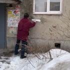 В Пензе закрасили около 40 надписей с рекламой запрещенных веществ