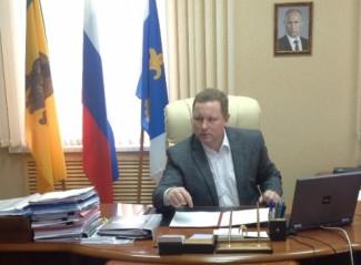 Арестован глава администрации Пензенского района Сергей Козин